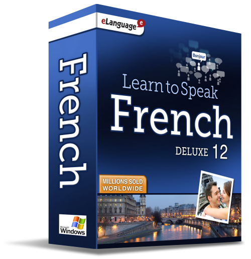 Learn to Speak French Deluxe, Personal Edition