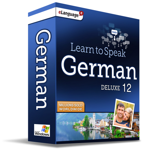 Learn to Speak German Deluxe, Personal Edition