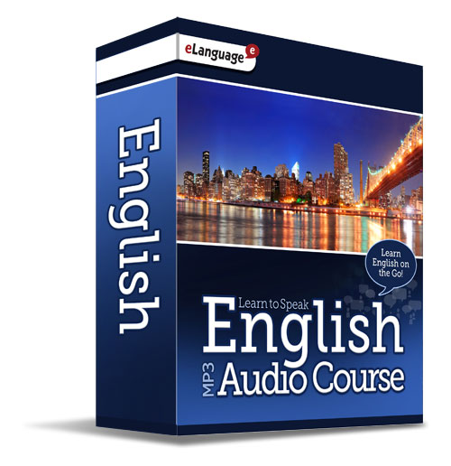 Learn to Speak English MP3 Audio Course - Learn English on the Go