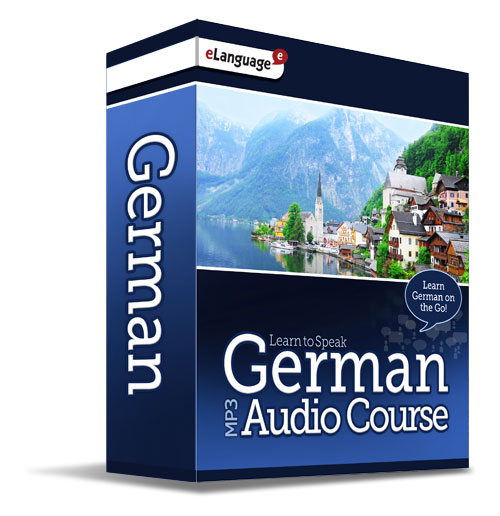 Learn to Speak German MP3 Audio Course - Learn German on the Go