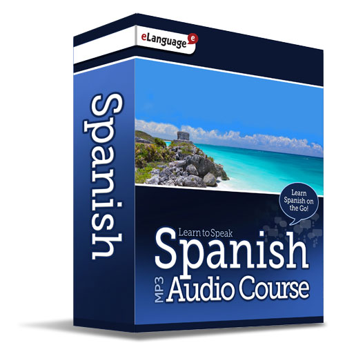 Learn to Speak Spanish MP3 Audio Course - Learn Spanish on the Go