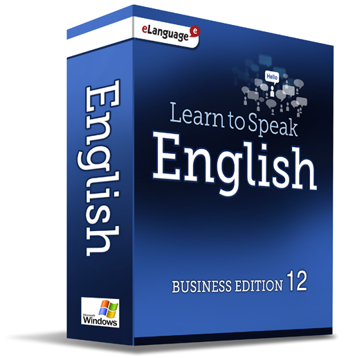 Learn to Speak English Deluxe, Business Edition