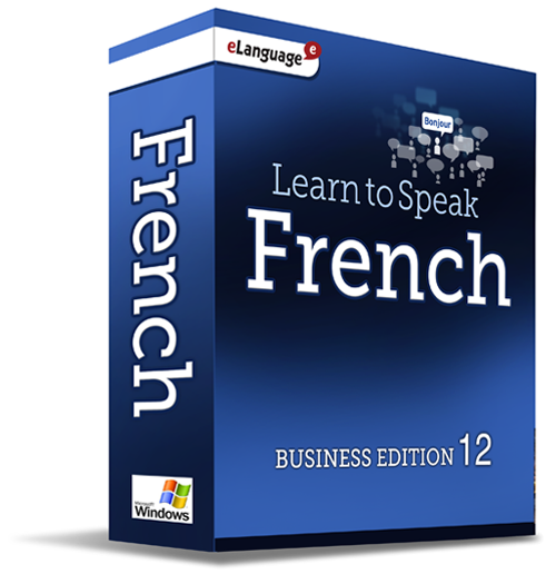 eLanguage Learn to Speak French - Business Edition
