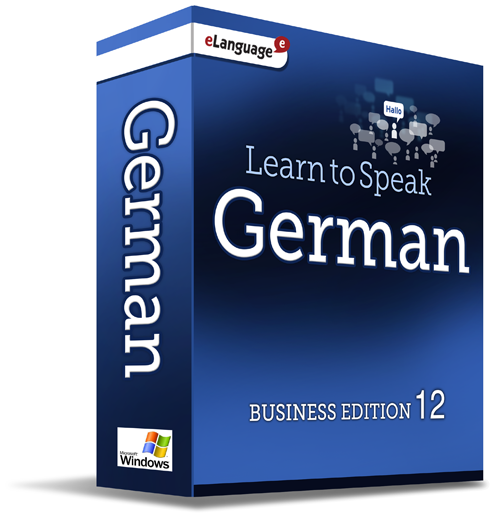 eLanguage Learn to Speak German - Business Edition