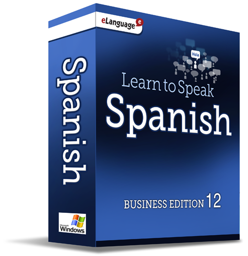 eLanguage Learn to Speak Spanish - Business Edition